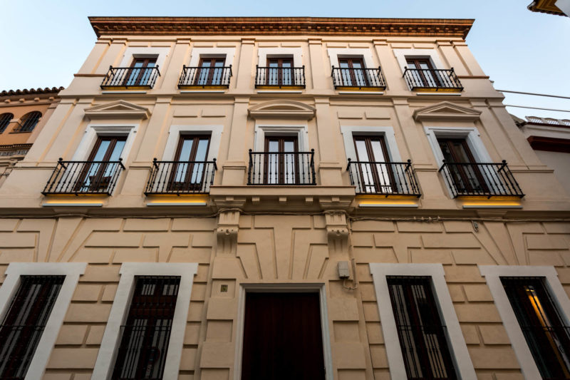Reforma apartamento turístico Calle Lanza